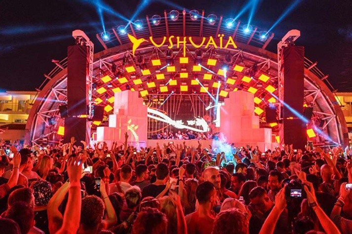 ushuaia opening party ibiza